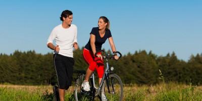 courez pour vous améliorer en vélo