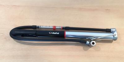 test de la pompe zefal profil RG01