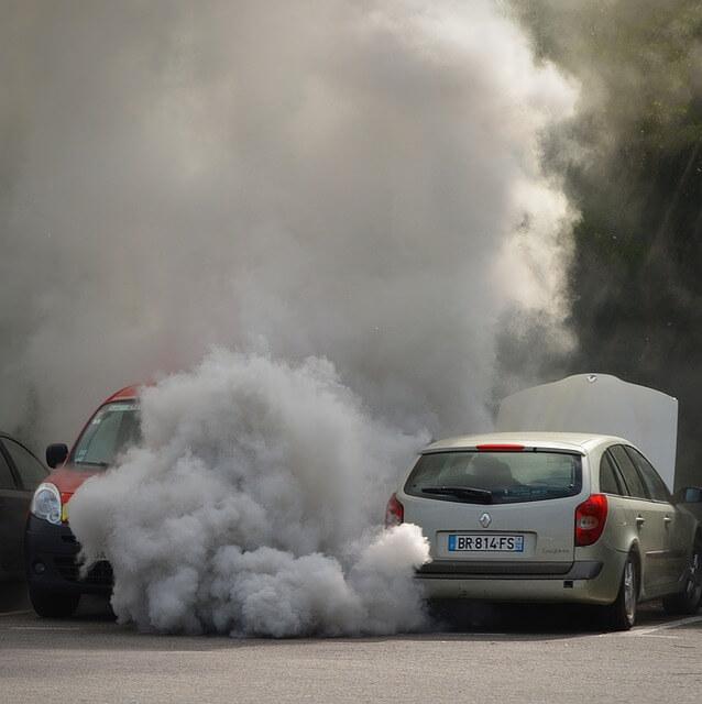la voiture est polluante pas le vélo