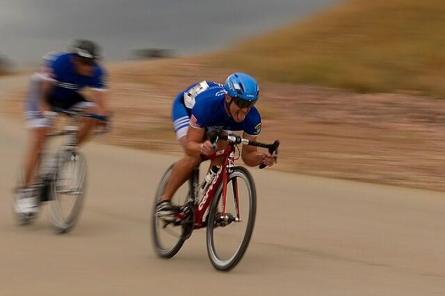 le vélo plus rapide que la voiture