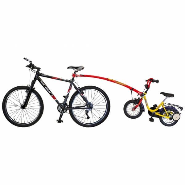 barre de traction vélo enfant