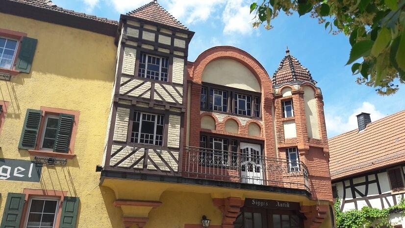 architecture allemande