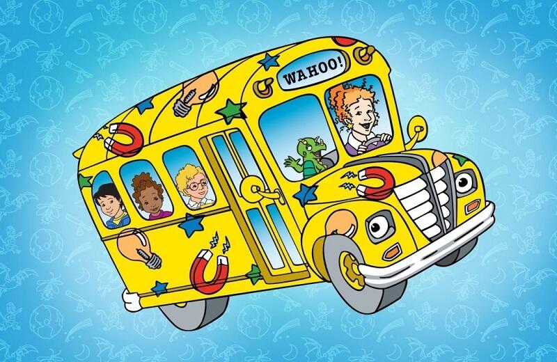 bus magique