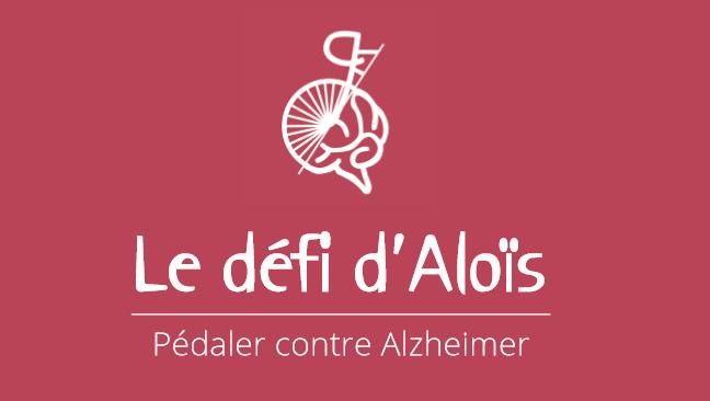 logo du défi d'alois contre alzheimer