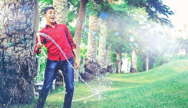 eau de jardin