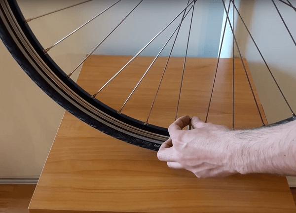 valve pneu de vélo