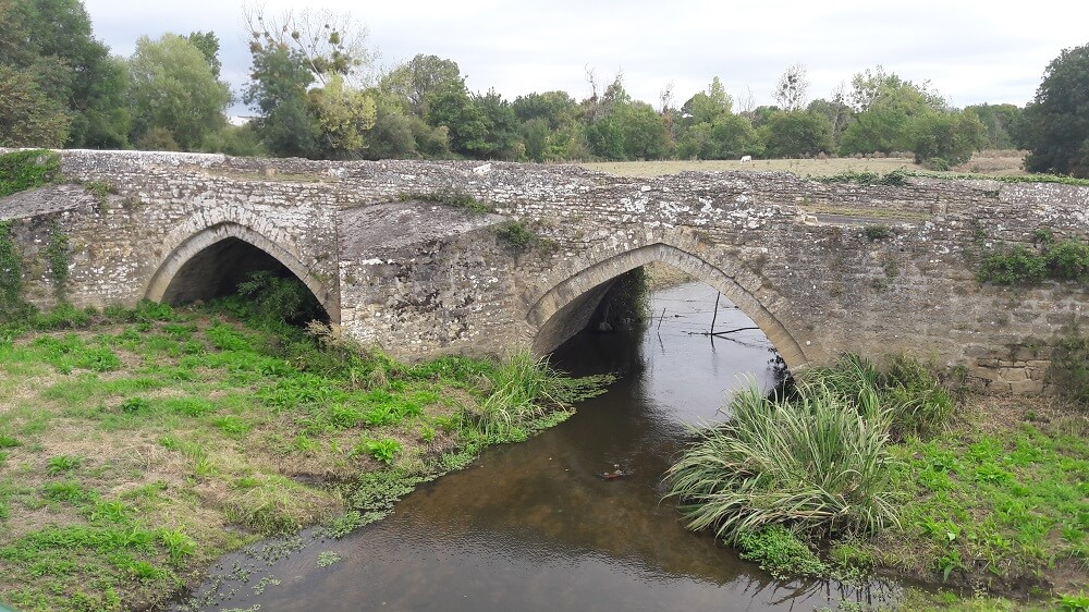 vieux pont vélo francette
