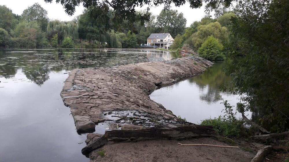 rivière thouet vélo francette
