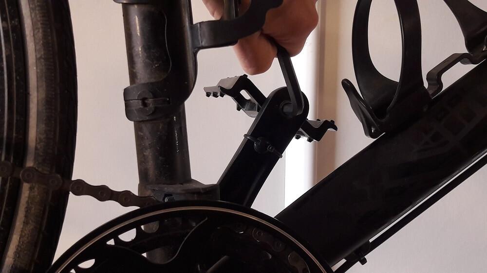 demonter pédale de vélo