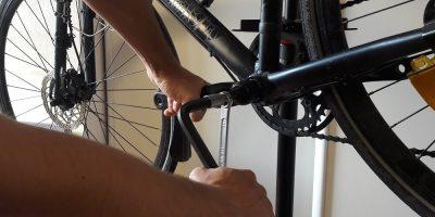 enlever pédalier vélo