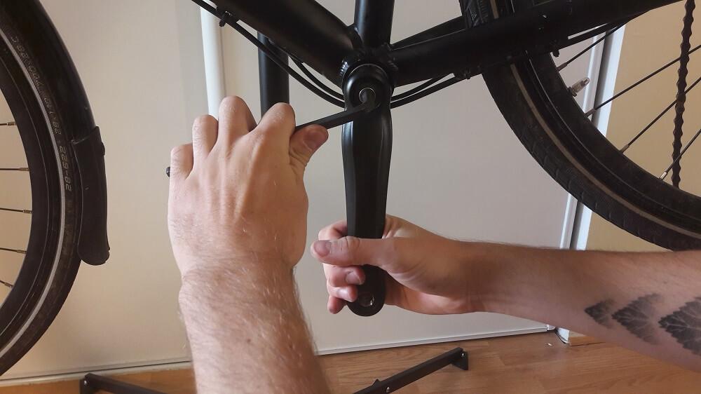 manivelle pédalier vélo