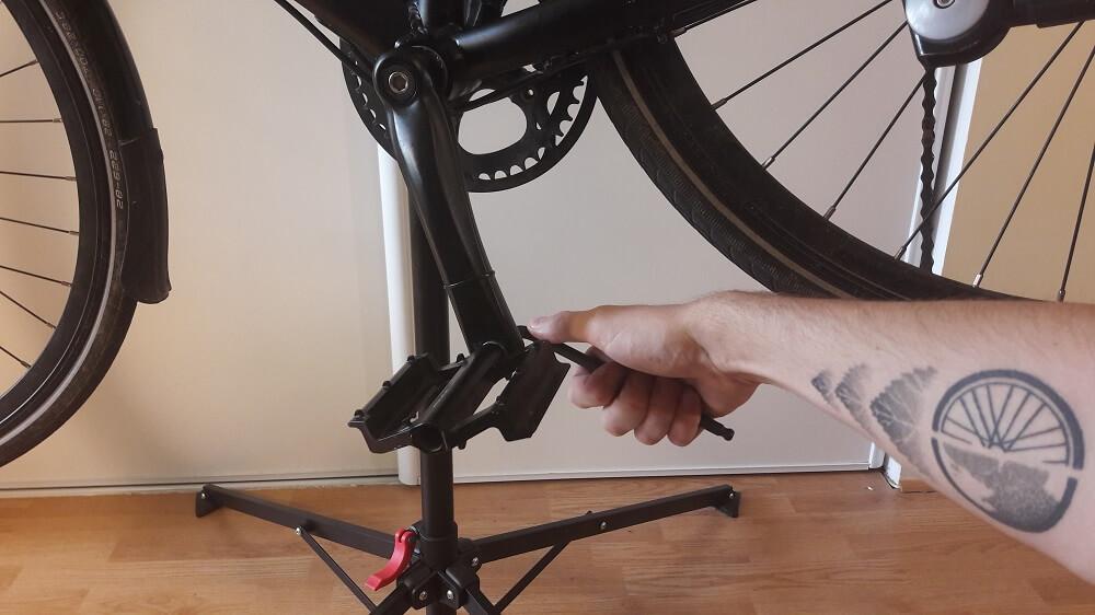pédale vélo