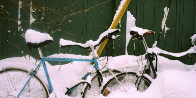 se protéger du froid à vélo