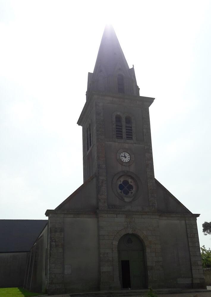 église belle ile en mer