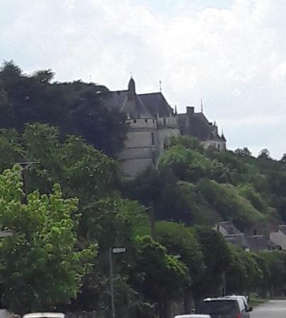 le chateau de chaumont loire à vélo
