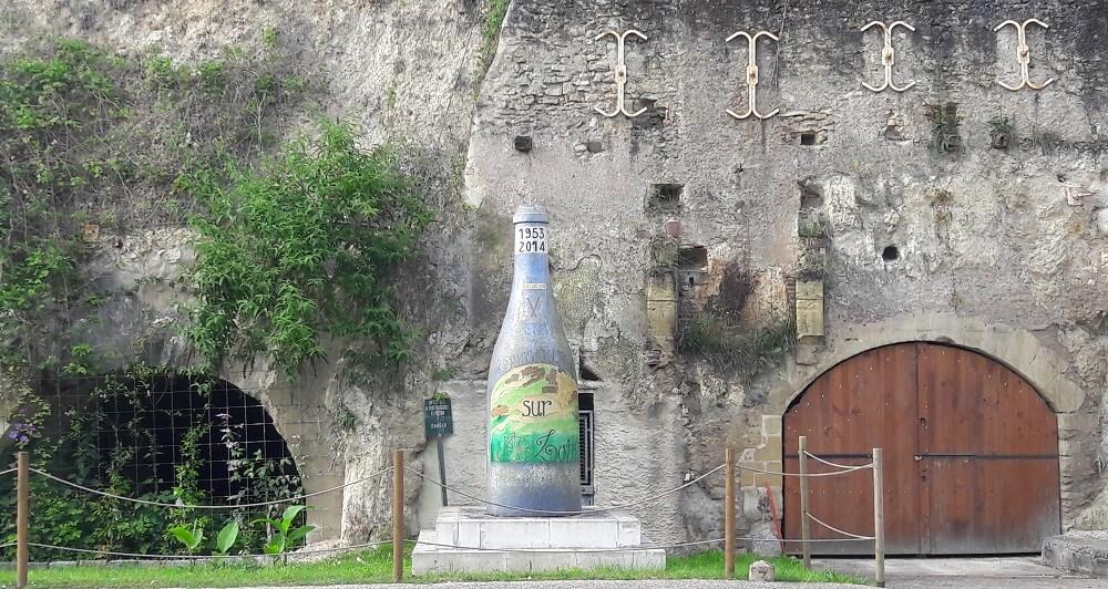 vin Touraine loire à vélo