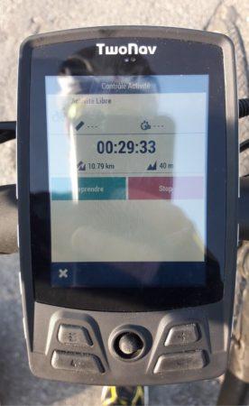 GPS pour velo trail bike de twonav