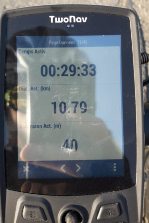 gestion twonav trail bike gps