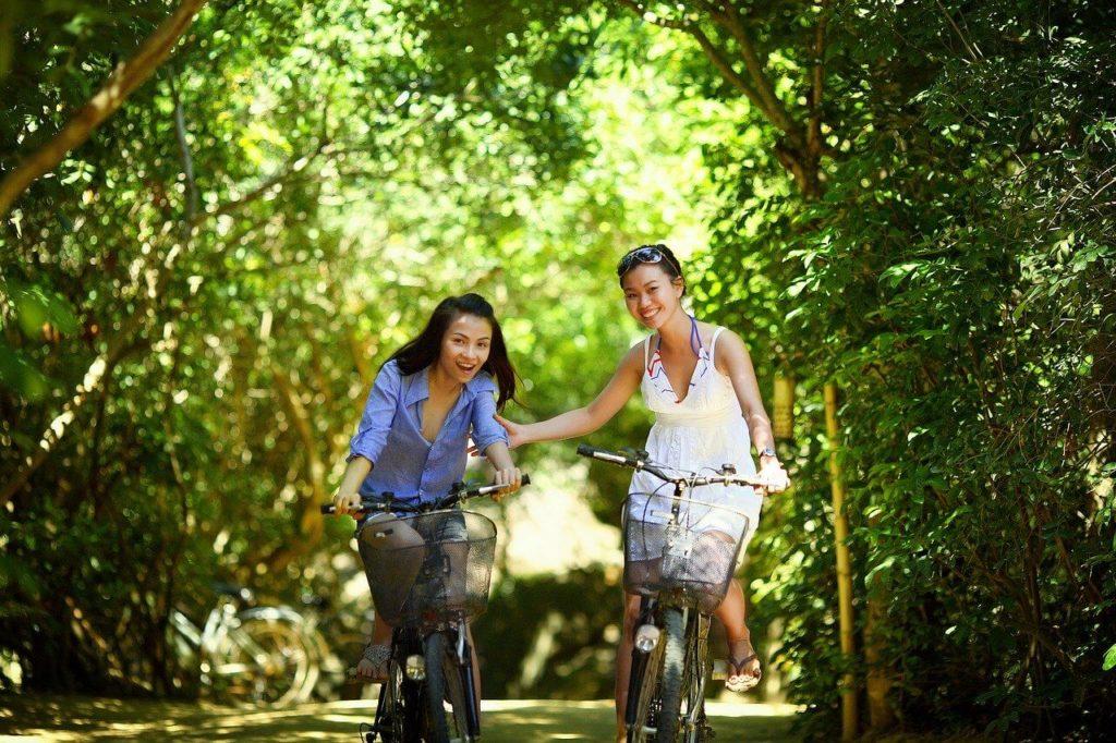 aide au vélo ecole
